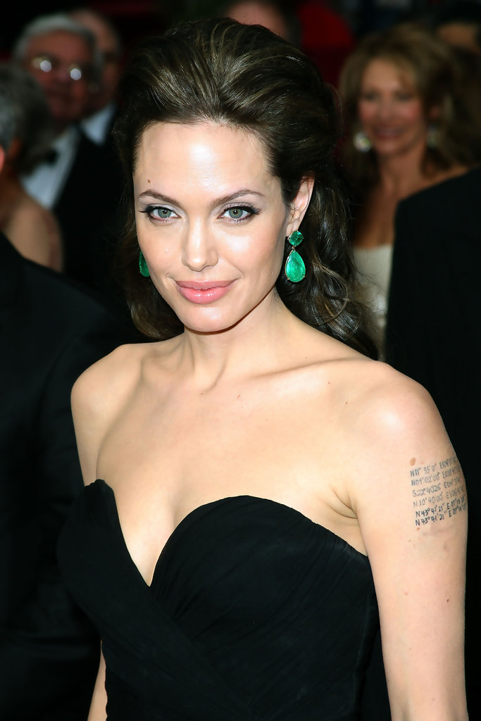 Happy Birthday Angelina Jolie ! | GeorgiaPapadon